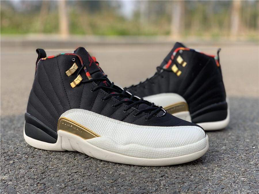 wholesale dealer b1d3b a150a Brand New Men's Air Jordan 12 CNY Chinese New Year Sneakers