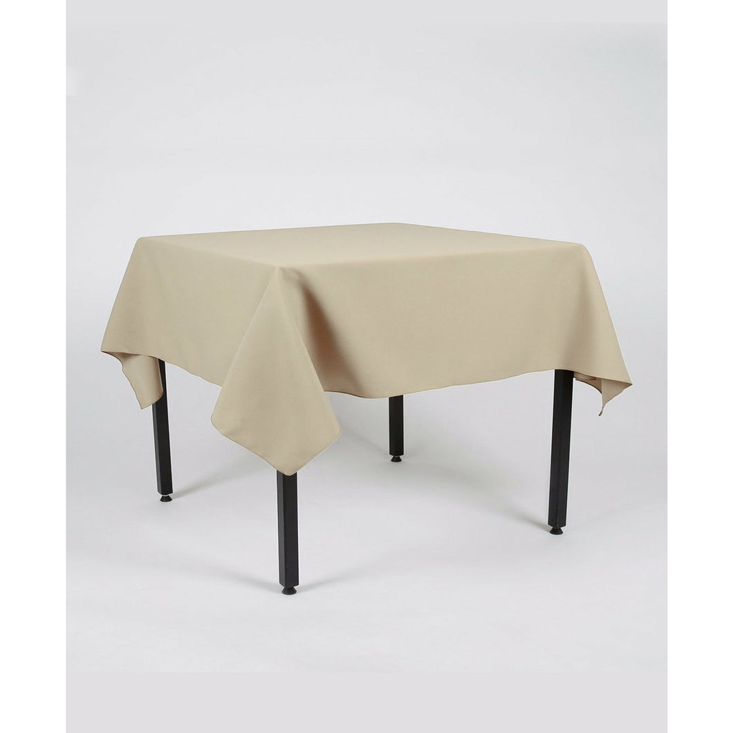 Stone Rectangle Polyester Fabric Tablecloth