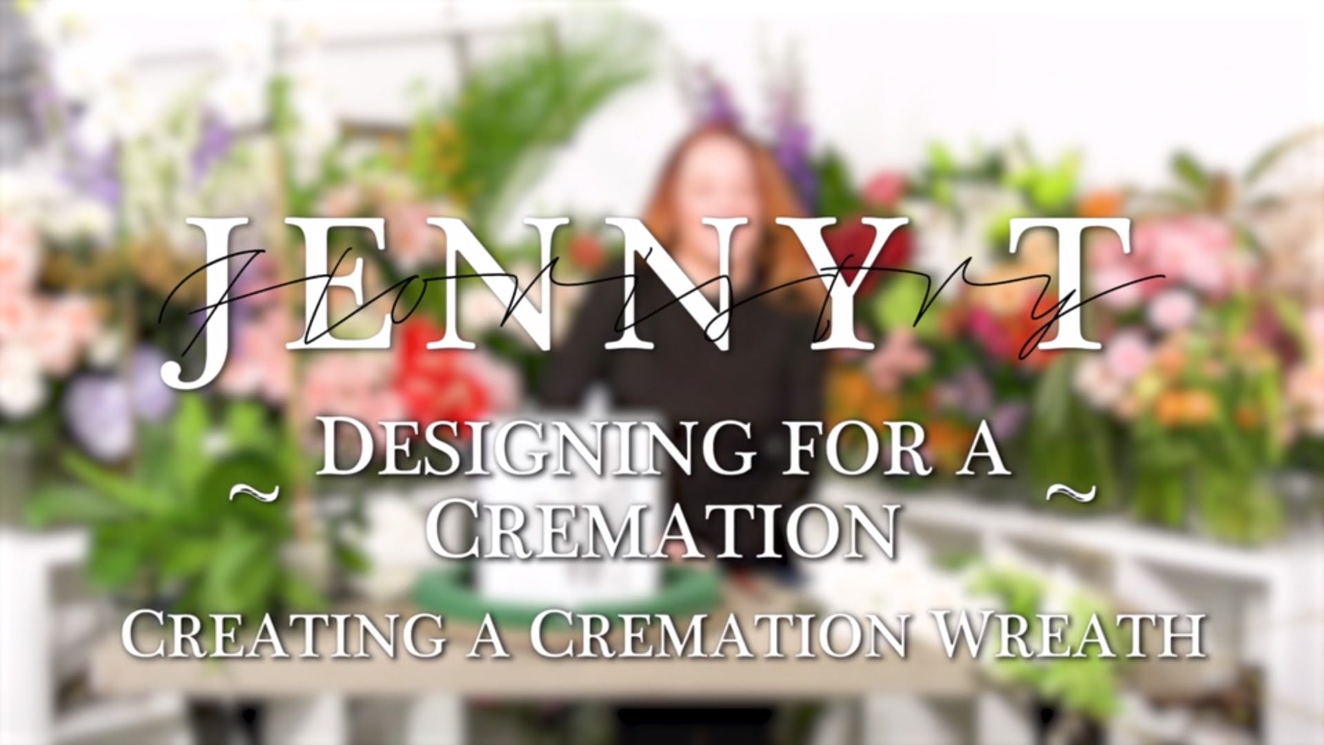 Designing for a Cremation