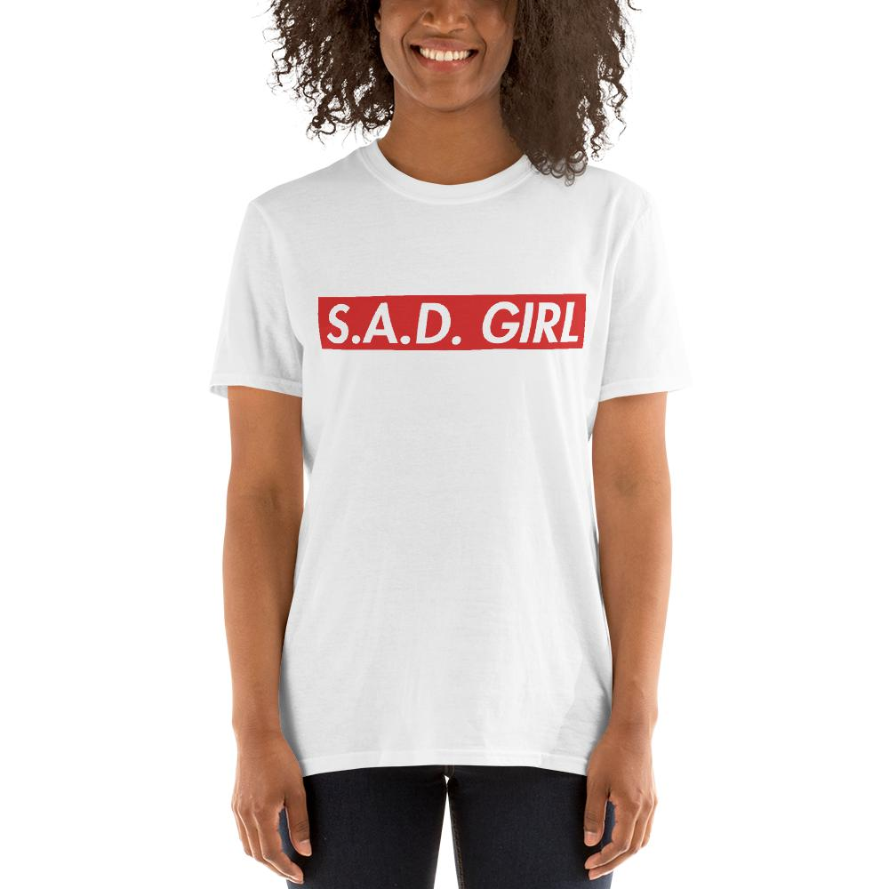 S.A.D. Girl T-Shirt - Subtle Asian Clothing