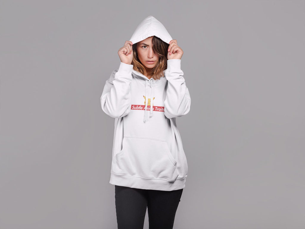 SAT Pikachu Hoodie (Female) - Subtle Asian Clothing