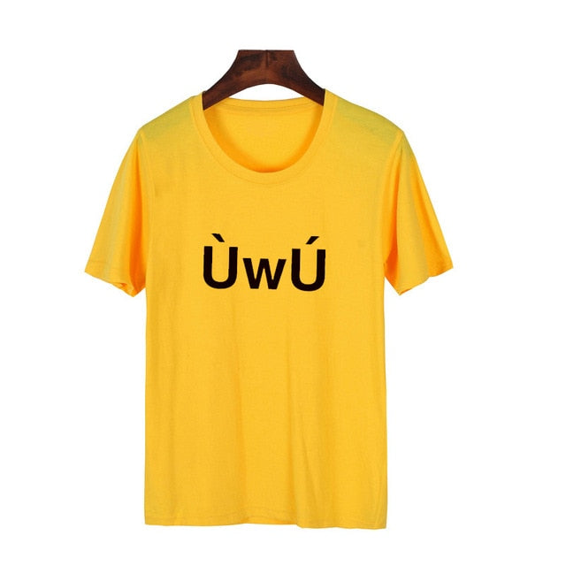 UwU T-Shirt - Subtle Asian Clothing