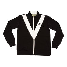 Load image into Gallery viewer, Black Strike Track Jacket