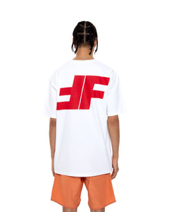 Red FF Short-Sleeve Shirt