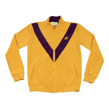 Load image into Gallery viewer, Mustard Strike Track Jacket
