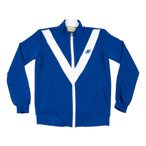 Royalé Blue Strike Track Jacket