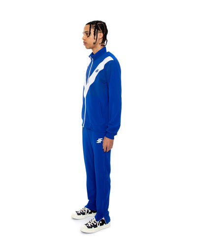 Royalé Blue Strike Track Pants
