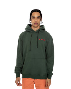 Olive FF Pullover Hoodie