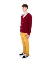 Load image into Gallery viewer, Burgundy Cardigan