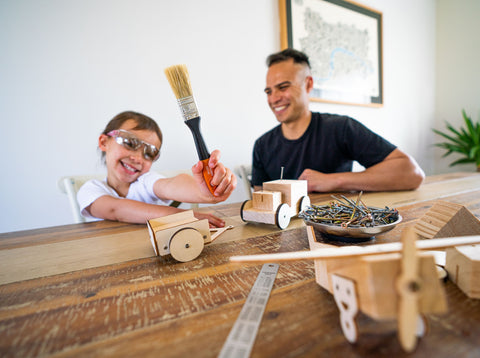 build with me woodwork resources for children