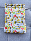 Yellow Construction Reusable Bag
