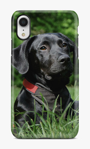 I LOVE MY LABRADOR PHOTO PHONE CASE™ Personalized Try It NOW...