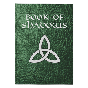 BOOK OF SHADOWS - LIMITED EDITION GREEN