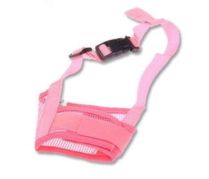 Adjustable Mesh Breathable-pawproducts.net-Pink-L-pawproducts.net