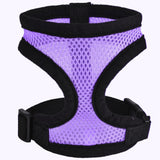 Pet Dog Harness Leash-pawproducts.net-Purple-L-pawproducts.net