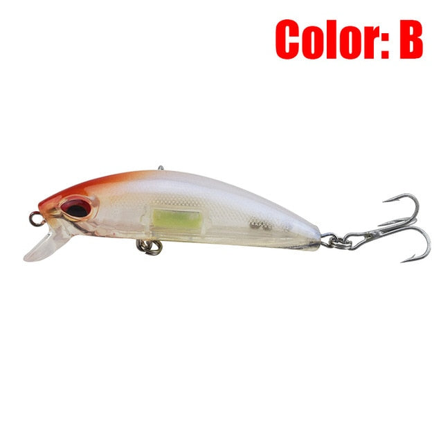 Luminous Fishing lure 7cm 11.5g