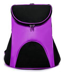 Pet Dog Carriers for Outdoor Travel-pawproducts.net-purple-3.5-6.5kg-pawproducts.net