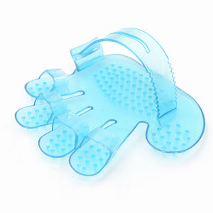 Cat Grooming Glove-pawproducts.net-blue 1-Free Size-pawproducts.net