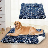 Pet Washable Mat Blanket-pawproducts.net-Blue-S-pawproducts.net