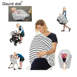 Breastfeeding Privacy Cover Baby Scarf