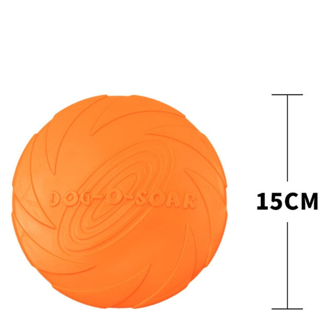 Large Dog Flying Discs-pawproducts.net-15cm 3-as picture size-pawproducts.net