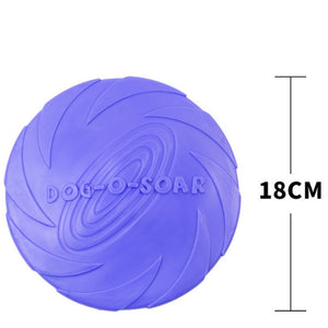 Large Dog Flying Discs-pawproducts.net-18cm 1-as picture size-pawproducts.net