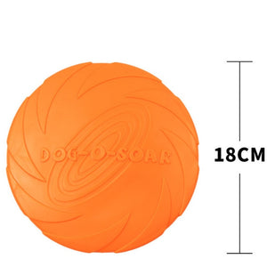 Large Dog Flying Discs-pawproducts.net-18cm 3-as picture size-pawproducts.net
