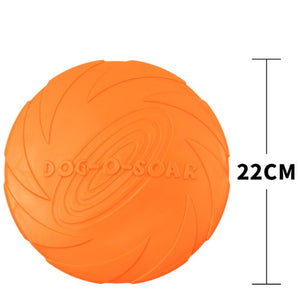 Large Dog Flying Discs-pawproducts.net-22cm 3-as picture size-pawproducts.net