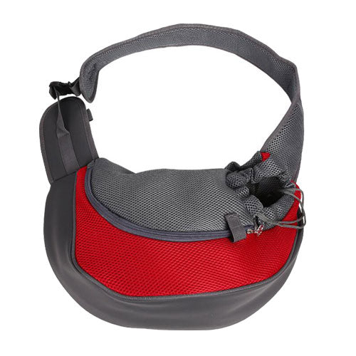 Pet Puppy Carrier Outdoor Travel Handbag-pawproducts.net-red-S-pawproducts.net