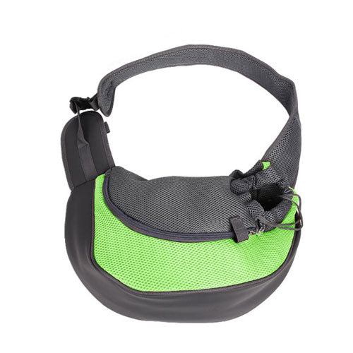 Pet Puppy Carrier Outdoor Travel Handbag-pawproducts.net-green-S-pawproducts.net