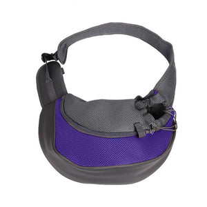 Pet Puppy Carrier Outdoor Travel Handbag-pawproducts.net-purple-S-pawproducts.net