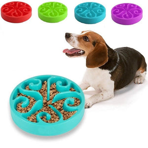 Dog Feeding Food Bowls-pawproducts.net-Camouflage-pawproducts.net