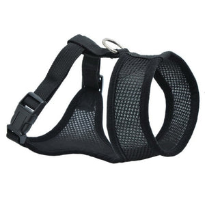 Dog Chest Breathable Dog Harness-pawproducts.net-black-XS-pawproducts.net