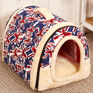 Dog Pet House-pawproducts.net-05-S 35x30x28cm-pawproducts.net