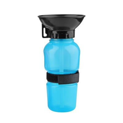 OLN 500ml Dog Drinking Water Bottle Pet Puppy Cat Sport Portable Travel Outdoor Feed Bowl Drinking Water Mug Cup Dispenser