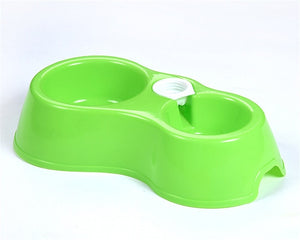 Cheap Portable Cat Feeder-pawproducts.net-green-one size-pawproducts.net