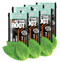Load image into Gallery viewer, ACTIVE ROOT - GINGER AND PEPPERMINT - SET OF SIX SACHETS