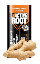 Load image into Gallery viewer, ACTIVE ROOT - ORIGINAL GINGER - SET OF SIX SACHETS