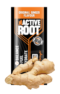 ACTIVE ROOT - ORIGINAL GINGER - SET OF SIX SACHETS