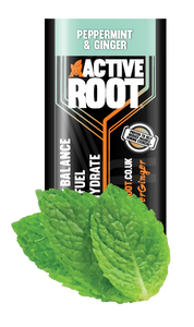 ACTIVE ROOT - GINGER AND PEPPERMINT - SET OF SIX SACHETS