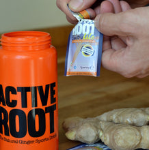 Load image into Gallery viewer, ACTIVE ROOT - ELECTRO-LITE GINGER- 20 Single Sachet Box