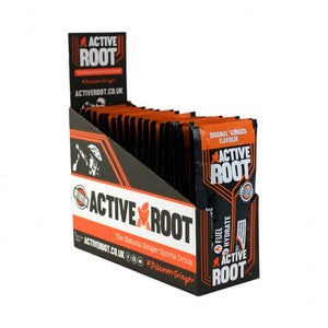 ACTIVE ROOT - ORIGINAL GINGER - 20 Single Sachet Box