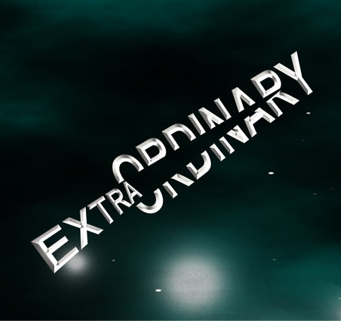 """EXTRAORDINARY"" SERIES (4/14–4/28/13)"