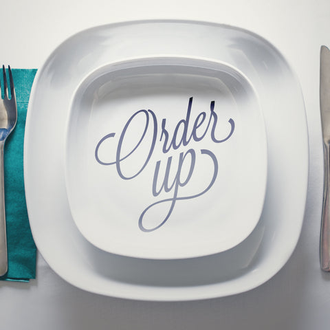 Order Up CD Series