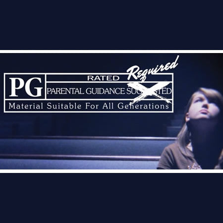 RATED PG - PARENTAL GUIDANCE REQUIRED SERIES(8/2/09 – 8/30/09)