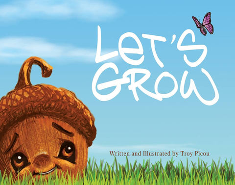 Let's Grow Book - Signed