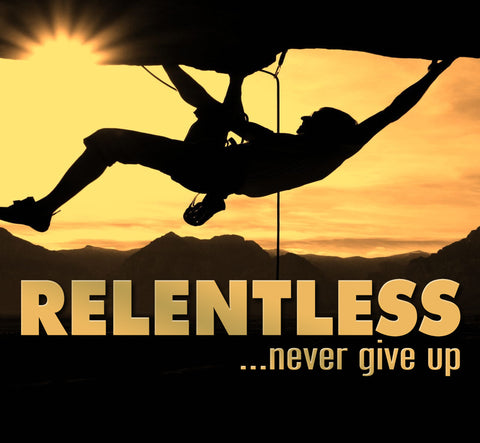 RELENTLESS SERIES (3/1/15 – 3/29/15)