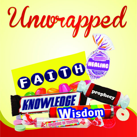 UNWRAPPED SERIES (5/5 - 5/26/13)