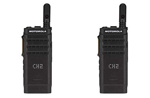 Motorola SL300-U-SC-99 AAH88QCP9JA2AN UHF 403-470MHz 99 Channel 3 Watt Digital DMR Display Radio (2 Pack)
