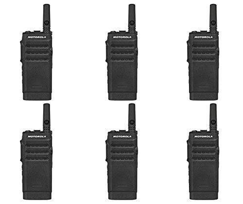 Motorola SL300-V-SC-2 VHF 136-174MHz 2 Channel 3 Watt Digital DMR Radio AAH88JCC9JA2AN (6 Pack)